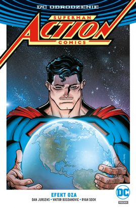 Superman – Action Comics – Efekt Oza