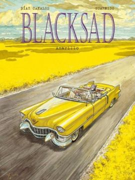 Blacksad. Amarillo. Tom 5