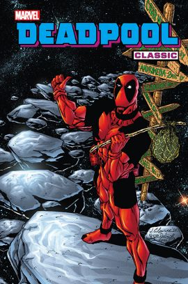 Deadpool Classic. Tom 6