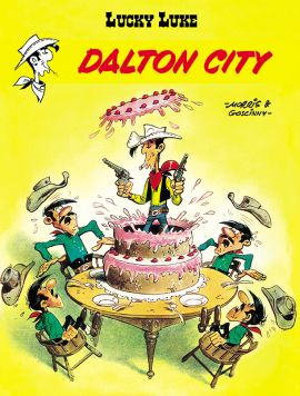Lucky Luke. Dalton City. Tom 34