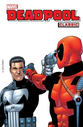 Deadpool Classic. Tom 7