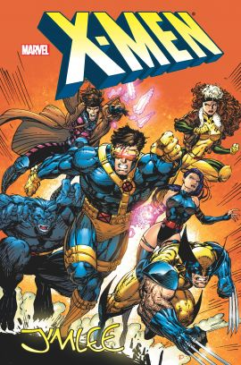 X-Men. Jim Lee