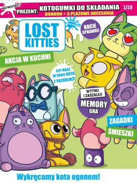 Lost Kitties. Magazyn 1/2019
