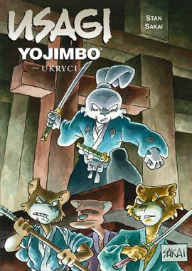 Usagi Yojimbo. Ukryci. Tom 28