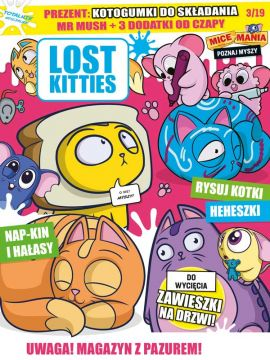 Lost Kitties. Magazyn 3/2019