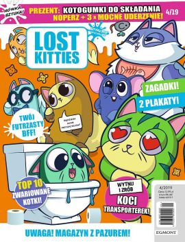 Lost Kitties. Magazyn 4/2019
