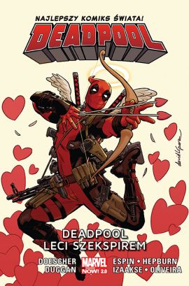 Deadpool. Deadpool leci Szekspirem. Tom 7