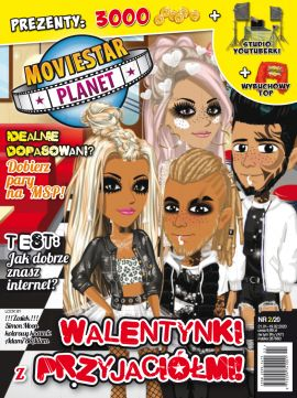 MovieStarPlanet. Magazyn 2/2020
