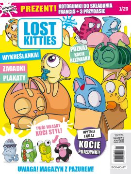 Lost Kitties. Magazyn 1/2020
