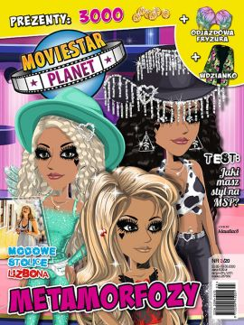 MovieStarPlanet. Magazyn 3/2020