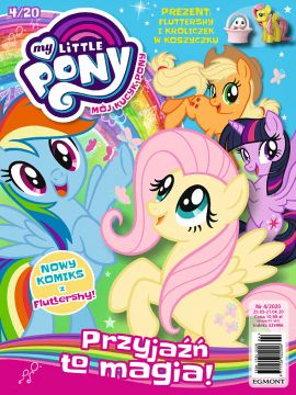 My Little Pony. Magazyn 4/2020