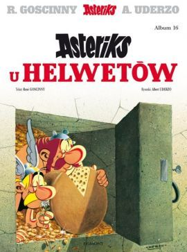 Asteriks u Helwetów. Tom 16
