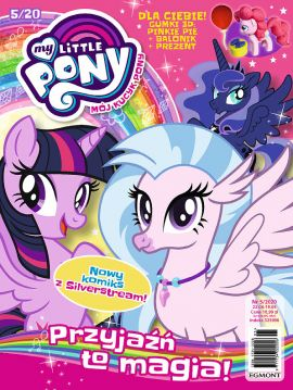 My Little Pony. Magazyn 5/2020