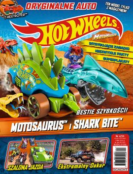 Hot Wheels. Magazyn 4/2020