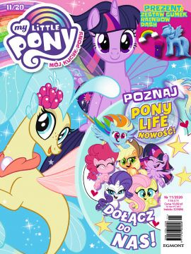 My Little Pony. Magazyn 11/2020