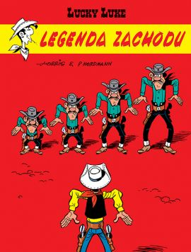 Lucky Luke. Legenda Zachodu. Tom 70