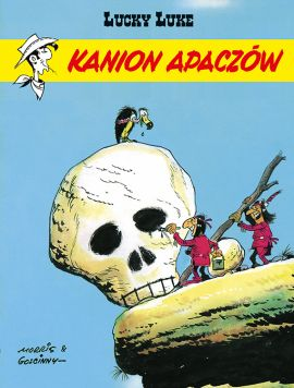 Lucky Luke. Kanion Apaczów. Tom 37