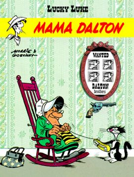 Lucky Luke. Mama Dalton. Tom 38
