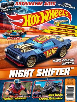 Hot Wheels. Magazyn 3/2021