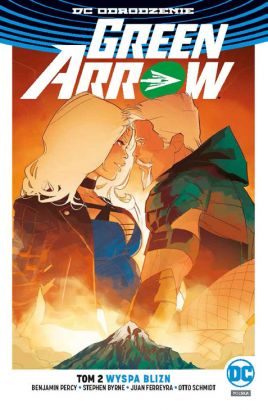 Green Arrow – Wyspa Blizn. Tom 2