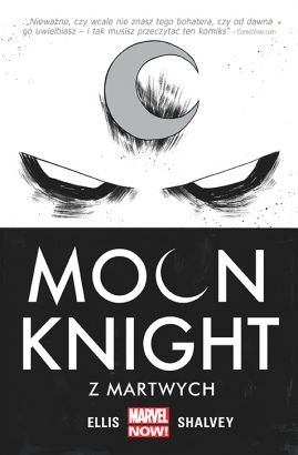 Moon Knight. Z martwych. Tom 1