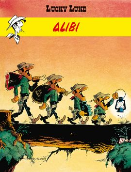 Lucky Luke. Alibi. Tom 58