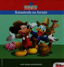 Katastrofa na farmie - Bill Scollon