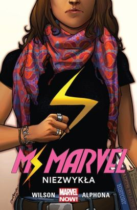 Ms Marvel. Niezwykła. Tom 1. - Wilson G. Willow