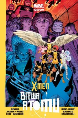X-Men - Bitwa Atomu - Jason Aaron, Bendis Brian Michael, Brian Wood