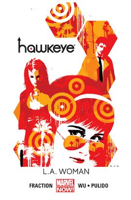 Hawkeye. L.A. Woman. Tom 3