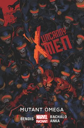 Uncanny X-Men. Mutant omega. Tom 5