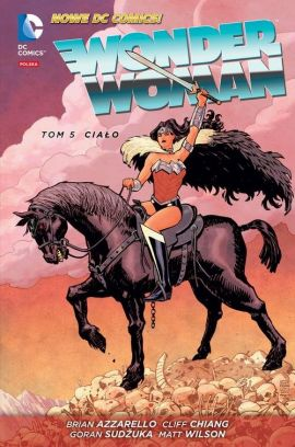 Wonder Woman. Ciało. Tom 5. - Azzarello Brian