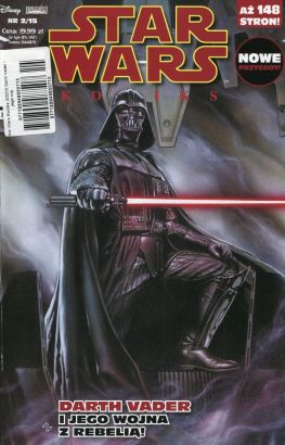 Star Wars Komiks. Darth Vader i jego wojna z Rebelią. 2/2015