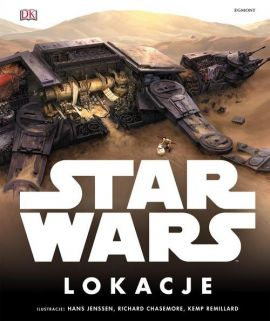 Star Wars Lokacje - Simon Beecroft, Kerrie Dougherty, Jason Fry, James Luceno, Kristin Lund