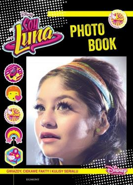 Soy Luna. Photo book