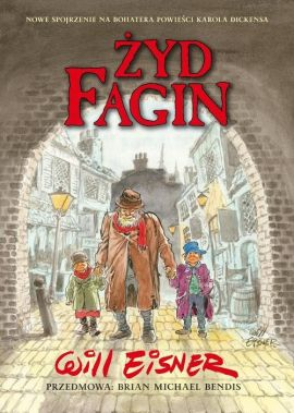 Żyd Fagin - Will Eisner