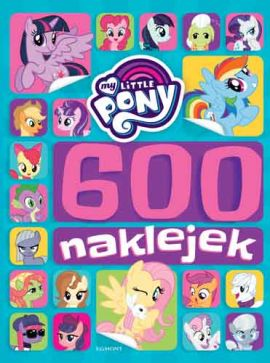 My Little Pony. 600 naklejek