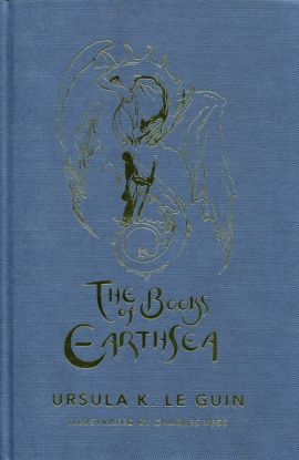 The Books of Earthsea Illustrated Edition - Le Guin Ursula K.