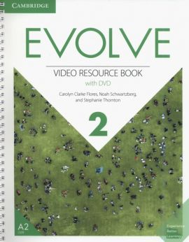 Evolve 2 Video Resource Book with DVD - Flores Carolyn Clarke, Noah Schwartzberg, Stephanie Thornton