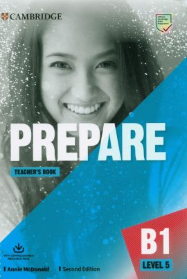 Prepare 5 Teacher's Book with Downloadable Resource Pack - Annie McDonald