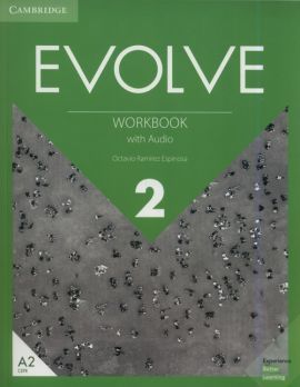 Evolve 2 Workbook with Audio - Espinosa Octavio Ramirez