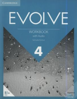 Evolve 4 Workbook with Audio - Samuela Eckstut