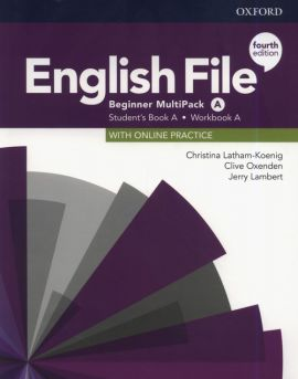 English File 4E Beginner Multipack A +Online practice - Jerry Lambert, Christina Latham-Koenig, Clive Oxenden