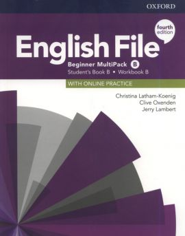 English File 4E Beginner Multipack B +Online practice - Jerry Lambert, Christina Latham-Koenig, Clive Oxenden