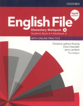 English File 4E Elementary Multipack A +Online practice - Christina .Latham-Koenig, Jerry Lambert, Clive Oxenden