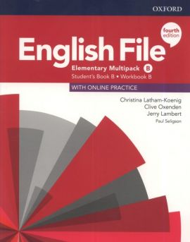 English File 4E Elementary Multipack B +Online practice - Jerry Lambert, Christina Latham-Koenig, Clive Oxenden