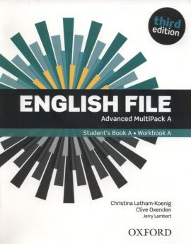 English File 3E Advanced Multipack A - Christina Latham-Koenig, Clive Oxenden