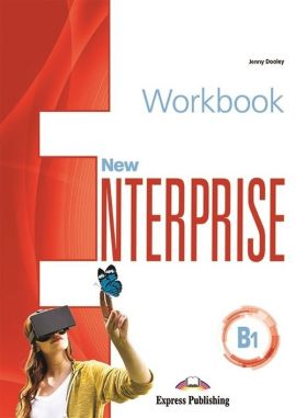 Enterprise New B1 Workbook + Exam Skills Practice + digiBook - Jenny Dooley, Maria Potocka-Grych