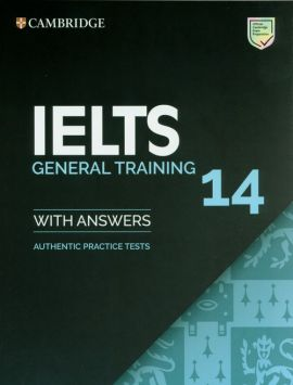 IELTS 14 General Training Student's Book with Answers