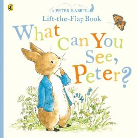 What Can You See Peter? - Beatrix Potter